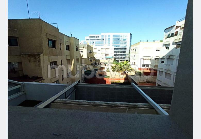 Location appartement meublé au vide à mohammedia