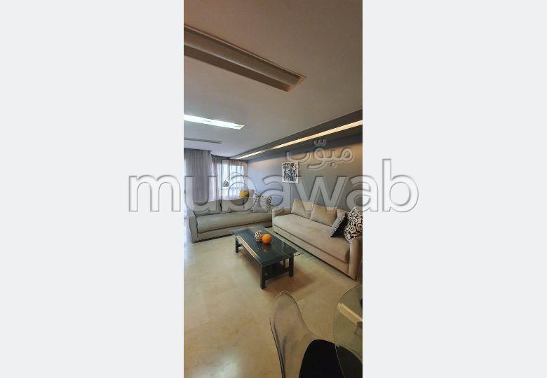 Joli appartement en location à malabata 7