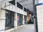 مكاتب ومحلات للكراء بوسط المدينة. المساحة الإجمالية 165 م².