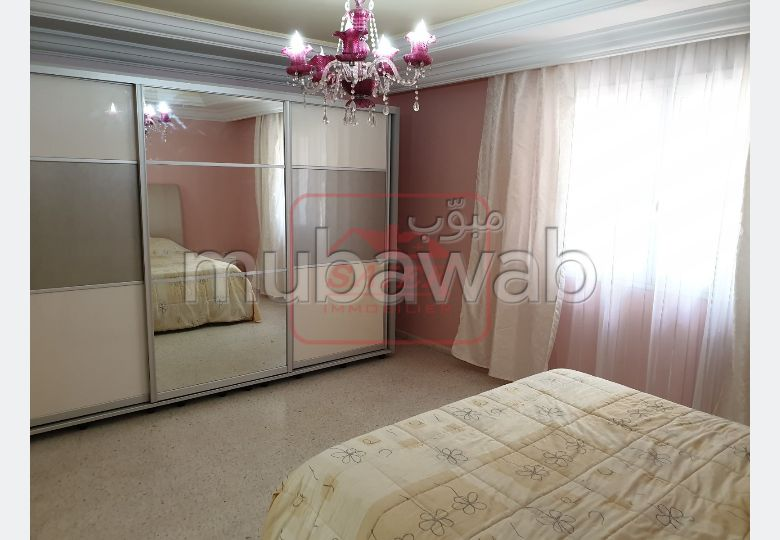 Rent your house. Total area 200 m². Large balcony.