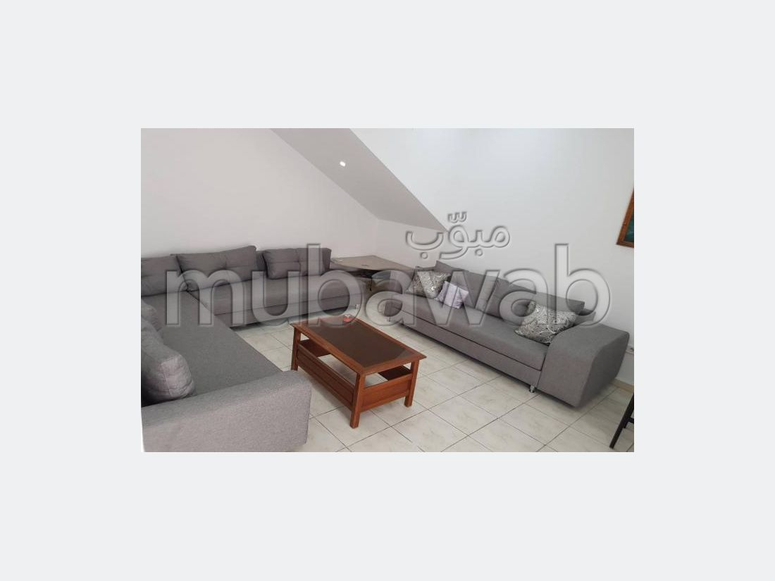 A louer à la marsa un bel appartement meublé