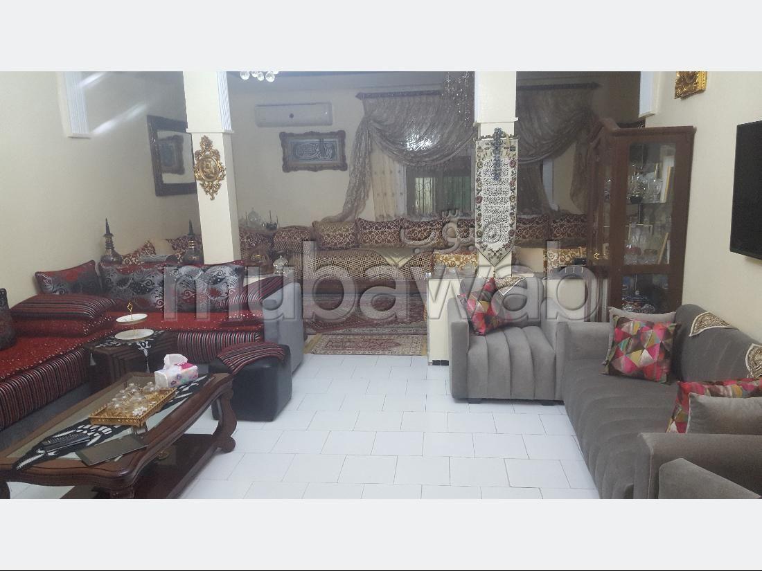 Magnífico piso en venta en Hay Nour. 2 Hermosas habitaciones.