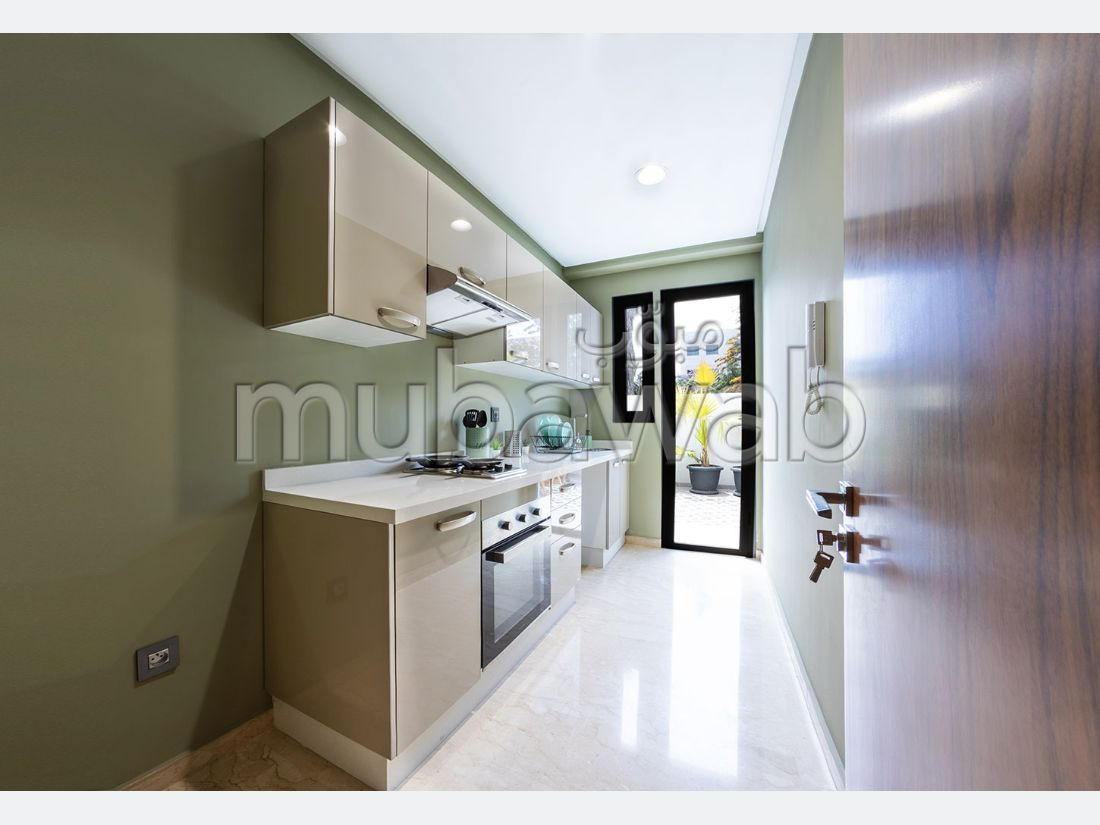 Apartment for sale in Oasis. 2 large rooms.