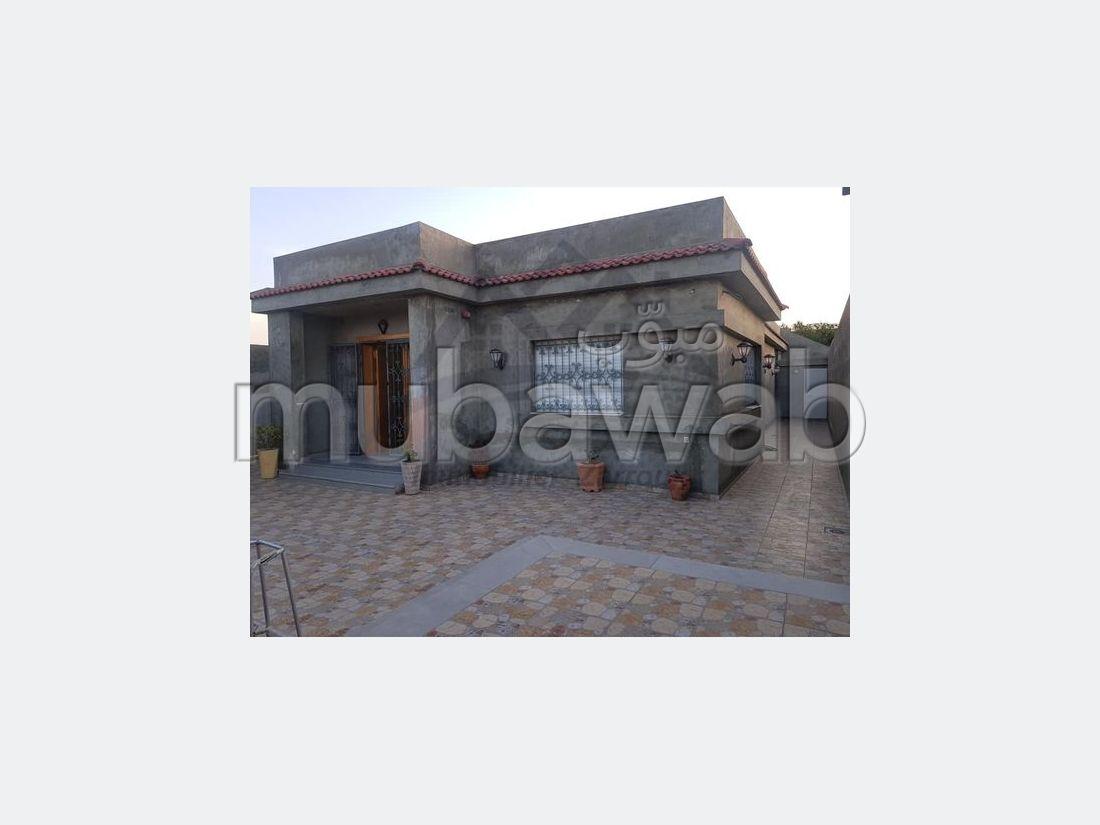 Villa à menzel jemil pour vente