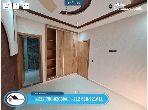 شقة للبيع بالمهدية. المساحة الكلية 82 م². مطبخ مجهز.