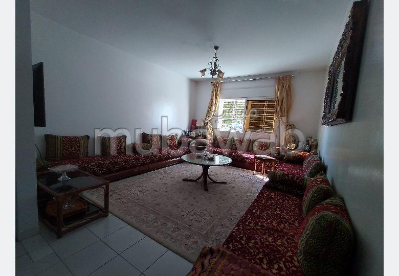 Appartement rdc  à vendre à Hay Al Fath rabat