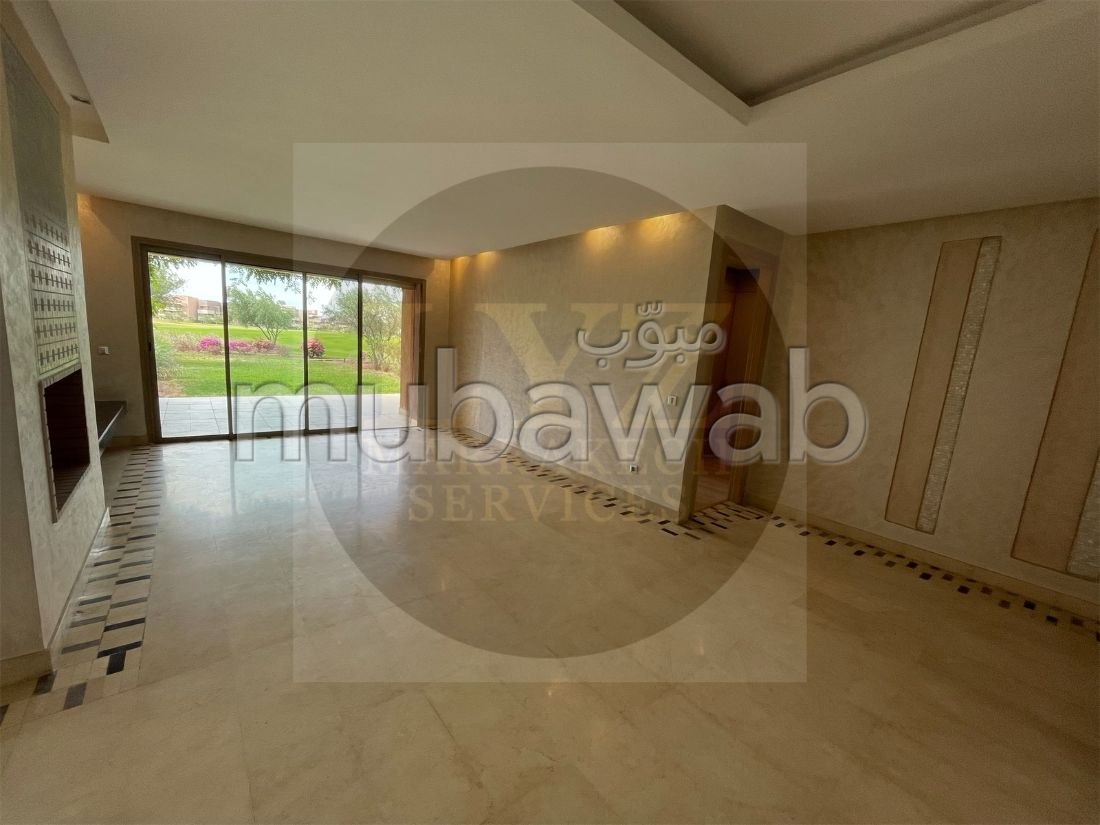 Lovely apartment for rent in Agdal. 2 Master bedroom. New furniture.