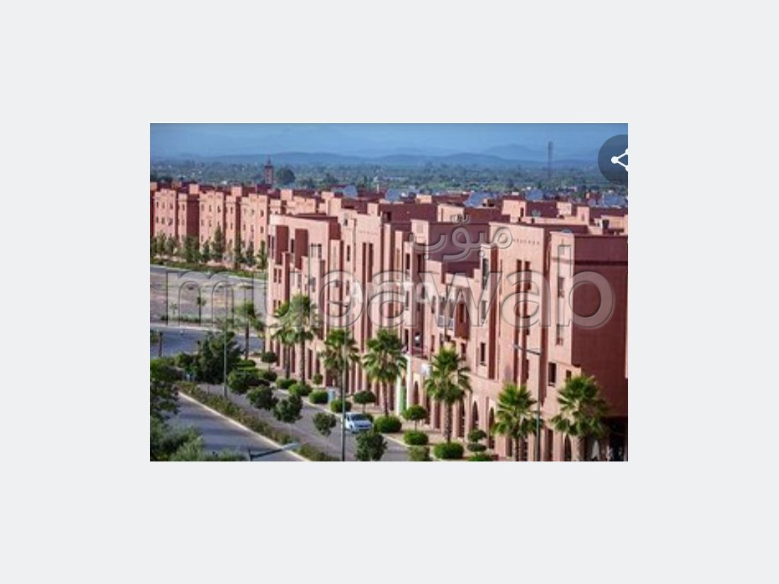 Bel appartement en location à Route de Ouarzazate. 2 chambres