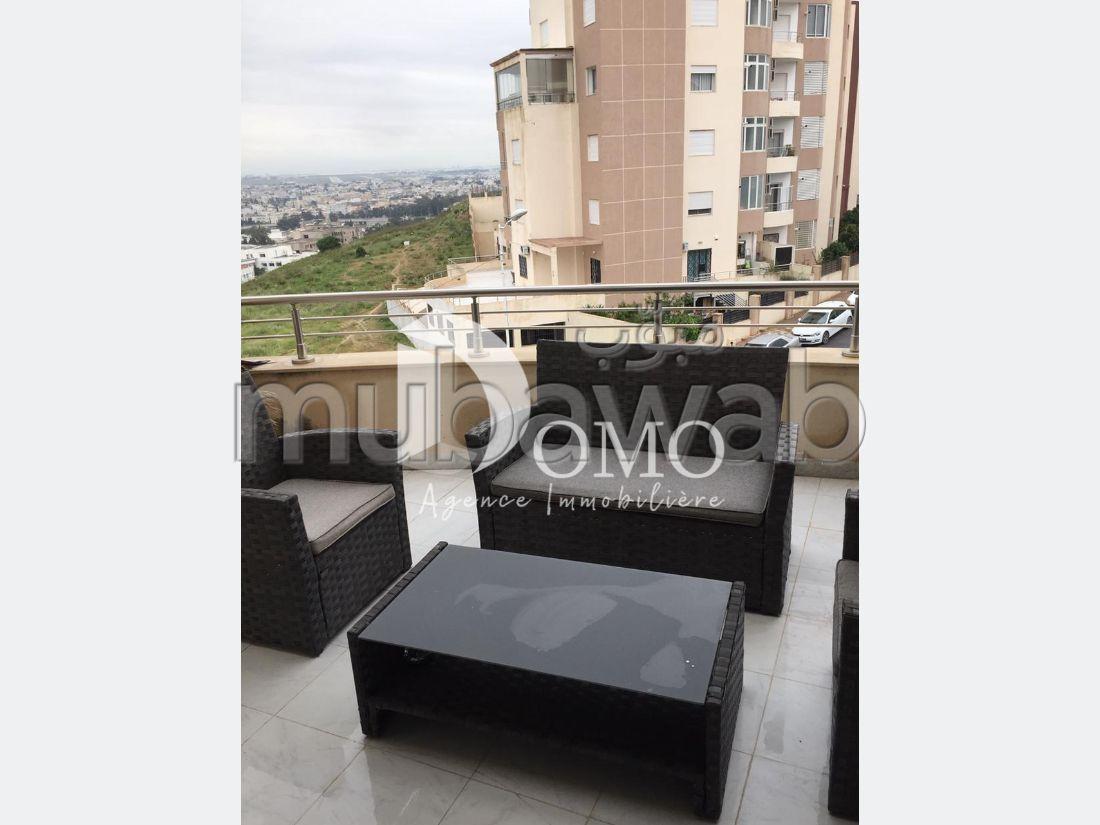 Appartement S4 Haut Standing à vendre à Ennasr
