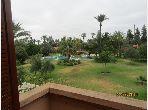 Vente villa de 3 chambres à palmeraie marrakech