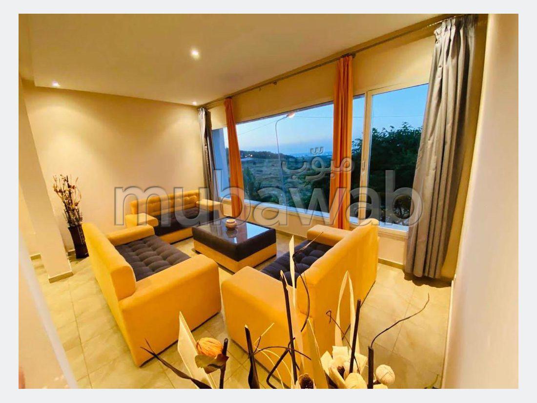 Superbe villa avec piscine et vue sur mer à vendre malabata
