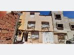 House for sale in Oulad Wjih. 4 Hall. Garage and terrace.