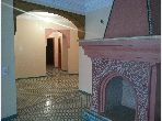 Great apartment for rent in Hivernage. Large area 140 m². Fireplace and air conditioning.