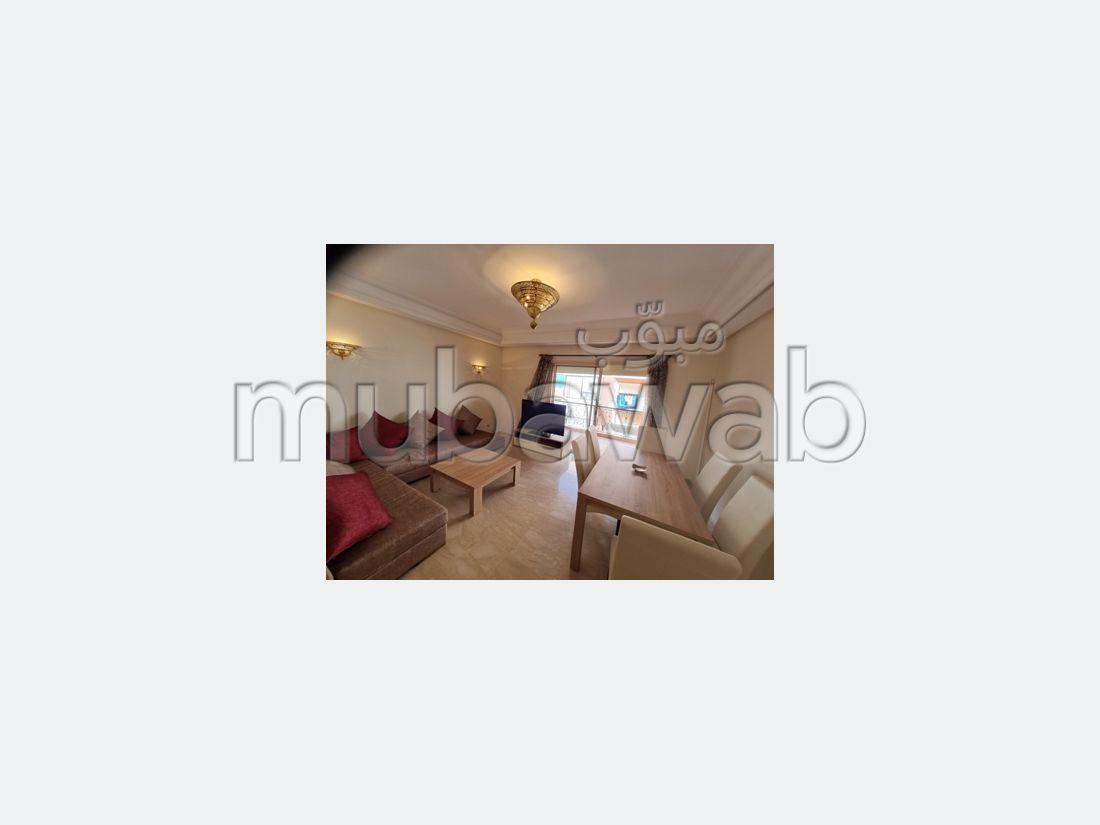 شقة للكراء بالسملالية. المساحة الكلية 120 م².