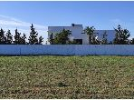 Vente terrain à Hammamet Sud. Surface de 578 m².