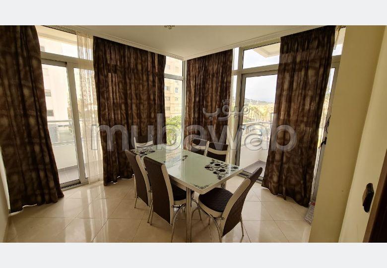 Appartement meublé à Louer – Iberia – Tanger