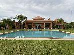 Luxury villa de 1 Hectare Marrakech