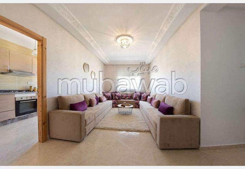 شقة رائعة للبيع ب طنجة البالية. المساحة 69 م².