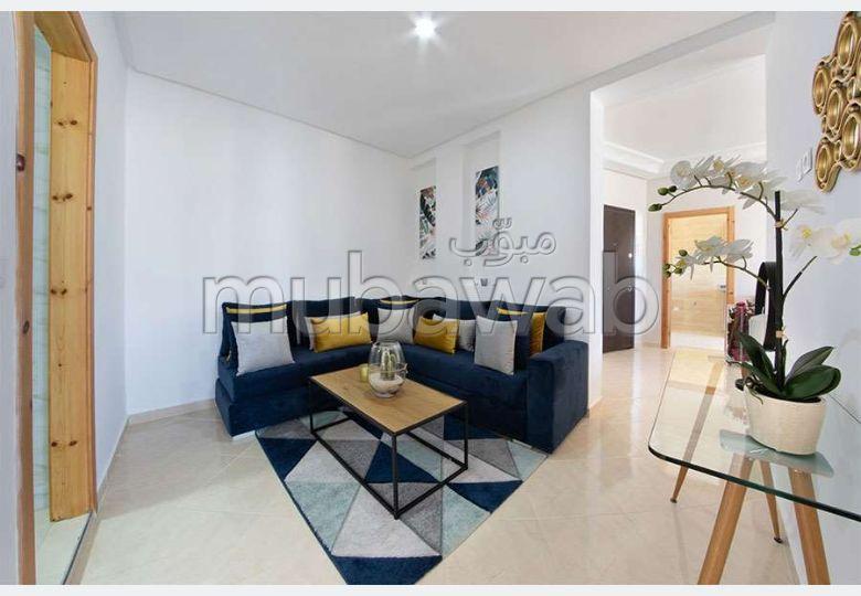 شقة للبيع ب طنجة البالية. المساحة الإجمالية 45 م².