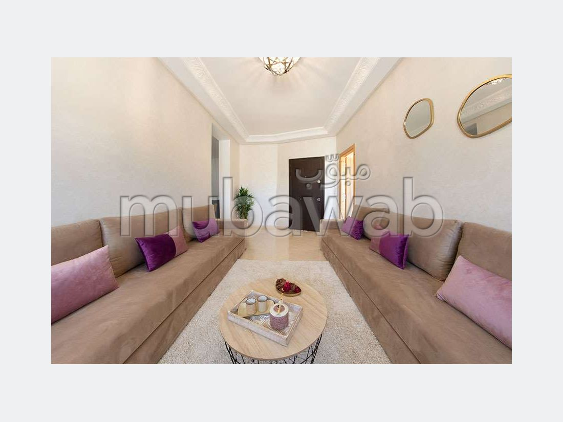 Sale of a lovely apartment in Tanja Balia. Dimension 58 m².