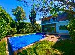 Magnifique villa avec vue sur mer