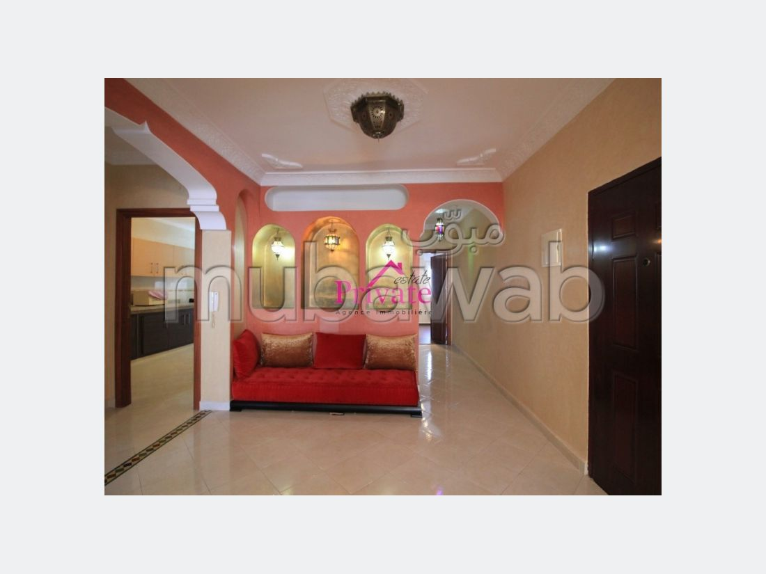 Magnífico piso en venta. 2 Bonitas habitaciones. Barrio seguro.