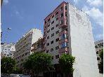 Superbe appartement à vendre en Centre. 3 chambres. Salon typique marocain, résidence sécurisée.