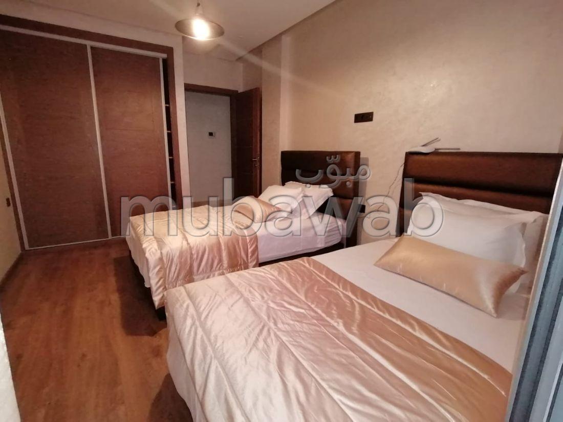 شقة للإيجار ب فونتي. 3 غرف. مفروشة.
