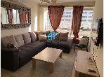 بيع شقة بحـي الشاطئ. 1 غرفة جيدة. الزجاج المزدوج والتدفئة المركزية.