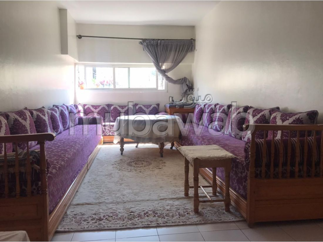 Apartment for sale in Tabriquet. 2 Hall. General Satellite Dish, Secured neighbourhood.