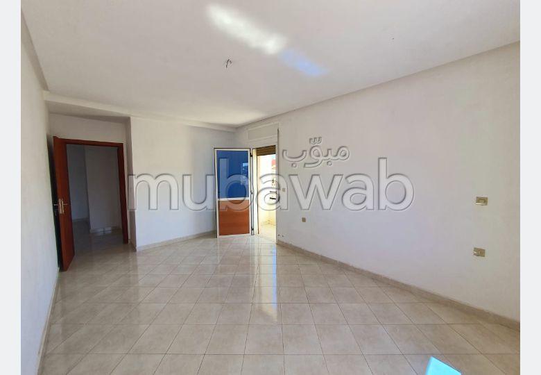 بيع شقة بوسط المدينة. المساحة الكلية 110 م².