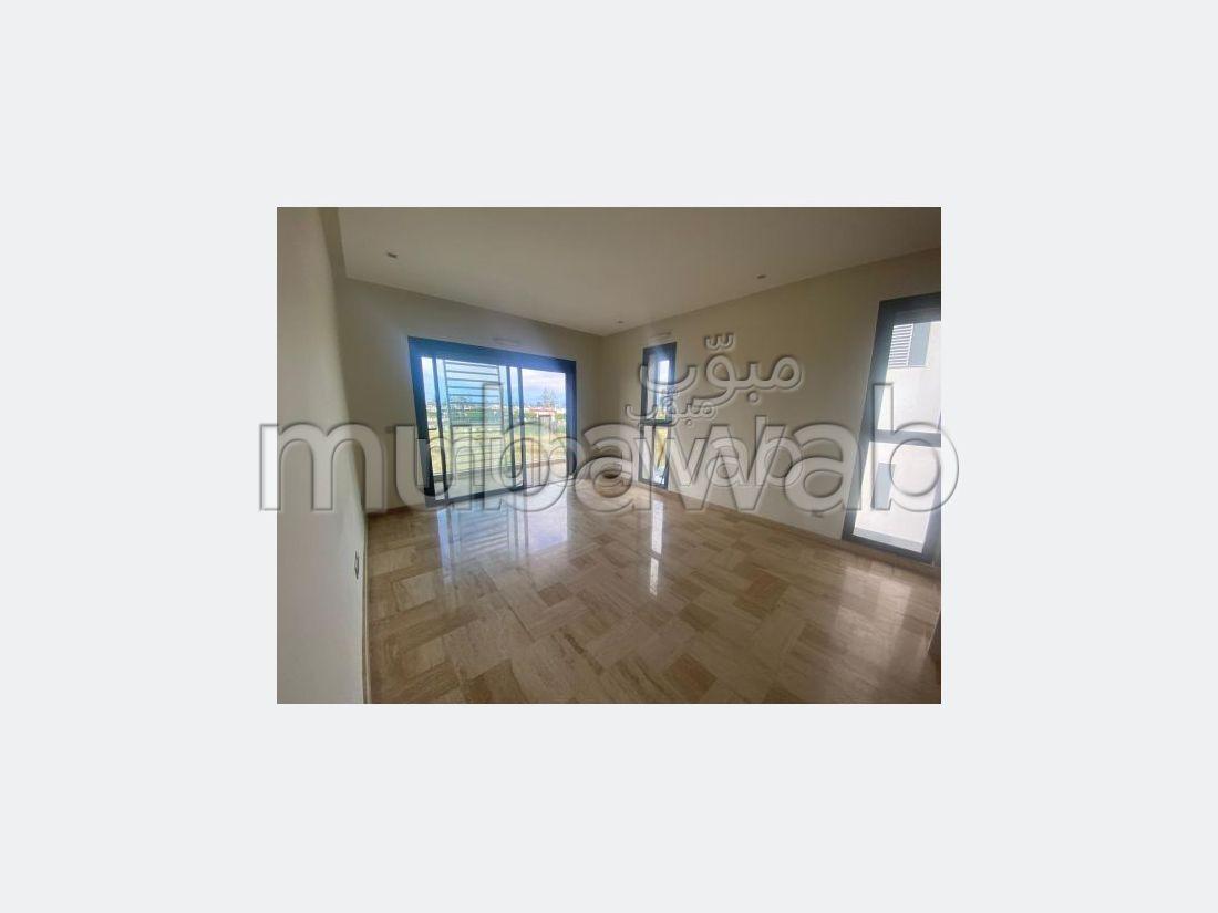 استئجار شقة ب الحي المالي للدار البيضاء. 1 غرفة جيدة. إقامة بالبواب ، ومكيف هوائي.