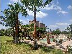 Villa de style marocain idéale pour une Maison d'H
