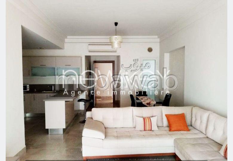 Appartement S2 meublé à louer aux Berges du Lac 2
