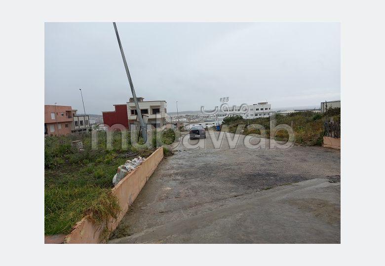 Lot de villa à Gzenaya