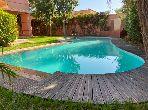 Très belle Villa style moderne à louer vide de 4ch avec jardin et piscine privative sans vis à vis à Targa Sofia