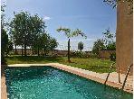 Suntuosa villa en venta en Route Amizmiz. Superficie 600 m². Espacios verdes, Balcón.