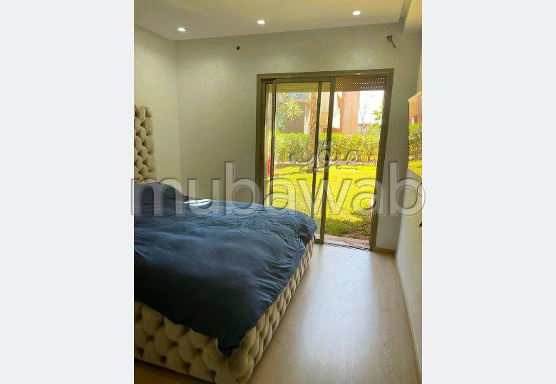 Appartement meublé 2 chambres à louer Prestigia