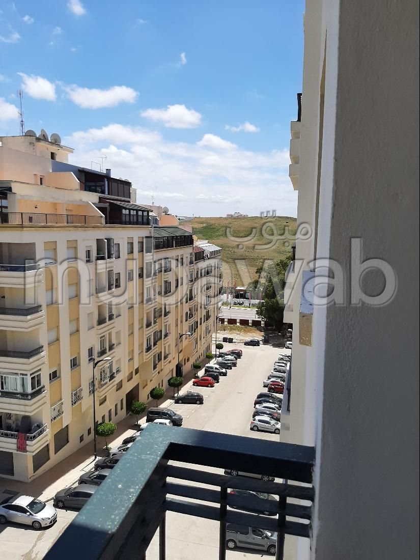 Apartment for rent in Azib Haj Kaddour. 3 Large room. No Lift, Balcony.
