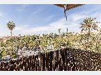 Appartement meuble vue panoramique dans Gueliz