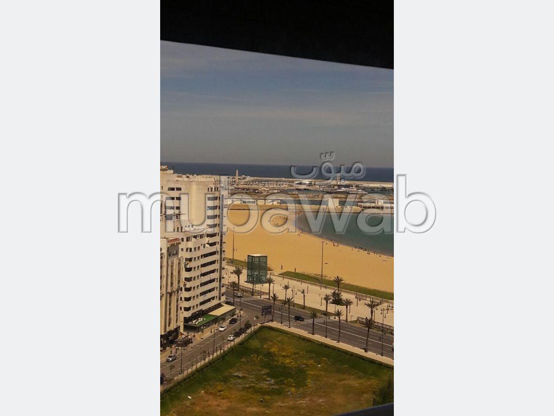 Fabulous apartment for sale in De La Plage. 2 Rooms. Lift and parking spaces.