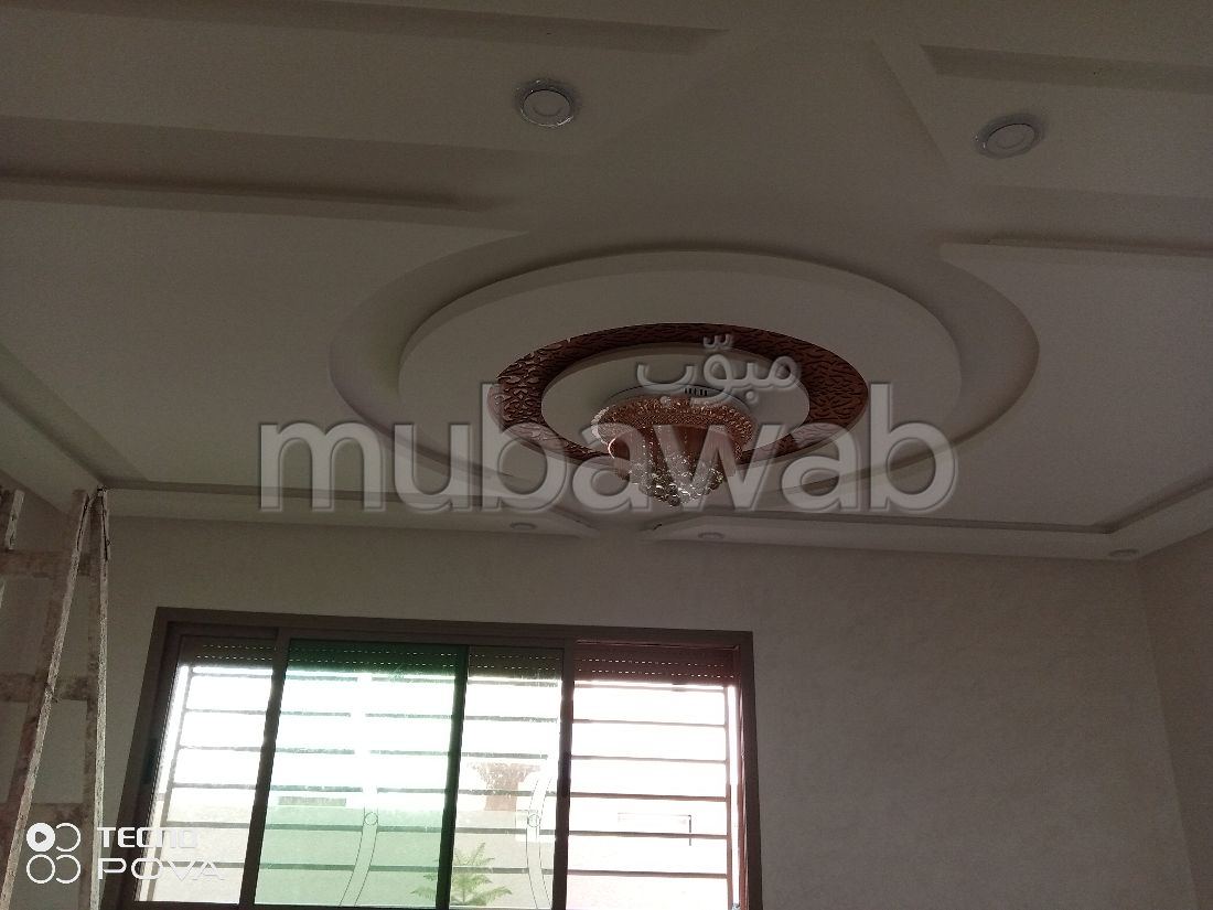 Apartment for sale in Maghrib Arabi. Small area 165 m². Green area, Balcony.