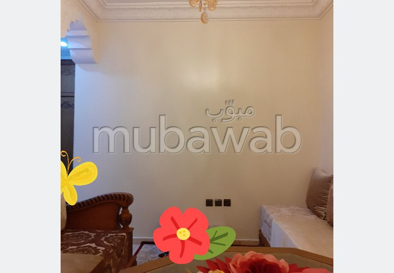 Fabulous apartment for sale in manar. Surface area 58 m². Reinforced door and secured residence.