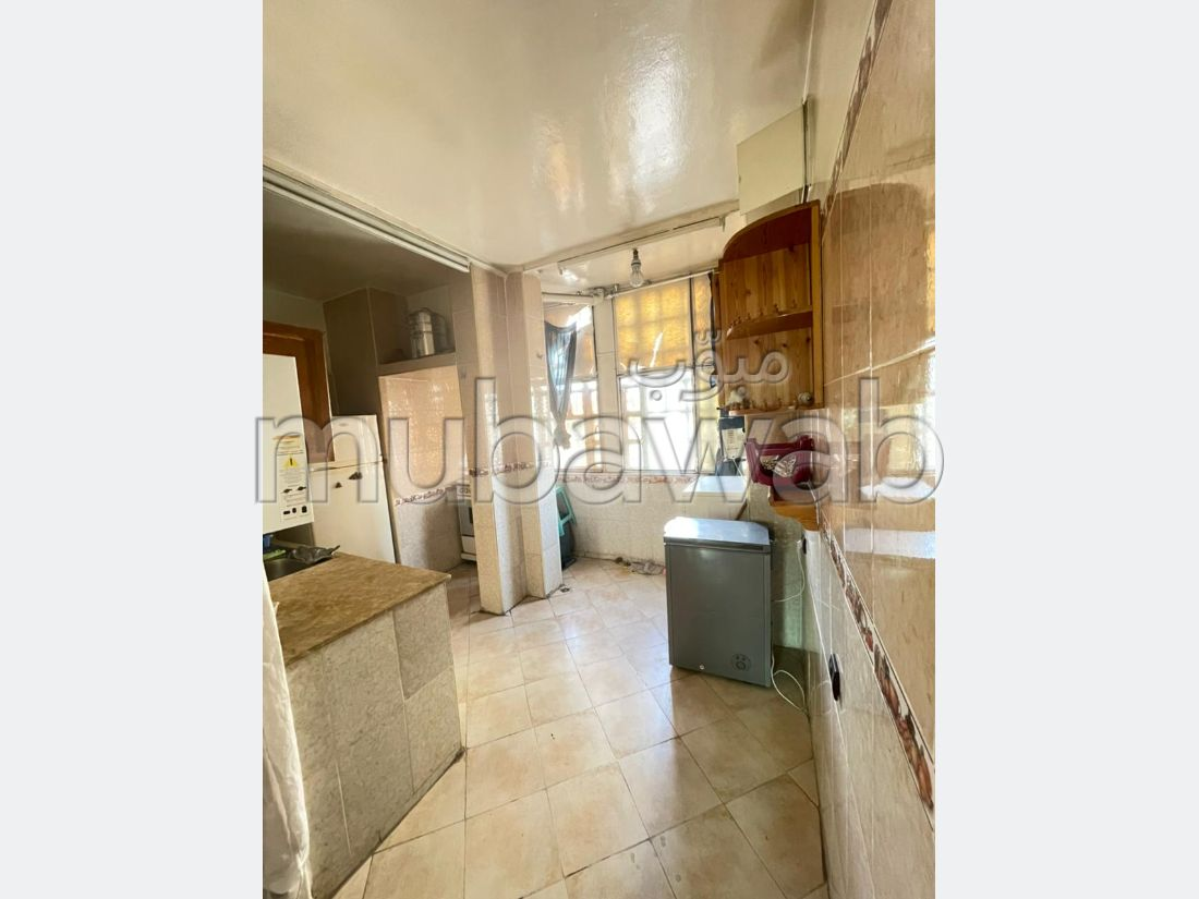 Beautiful apartment for sale in Fes City Center. 2 rooms. Air conditioning.