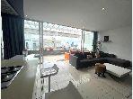 Bonito piso en alquiler. Area 95 m². con muebles.