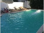 Luxury Villa for rent in De La Plage. 6 Halls. Furnished.