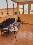 Location d'un appartement à Daoudiat. 2 chambres agréables. Meublé