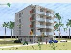 Appartementen te koop in Moujahidine. 7 Ruimtes. Verstevigde deur en beveiligingssysteem.