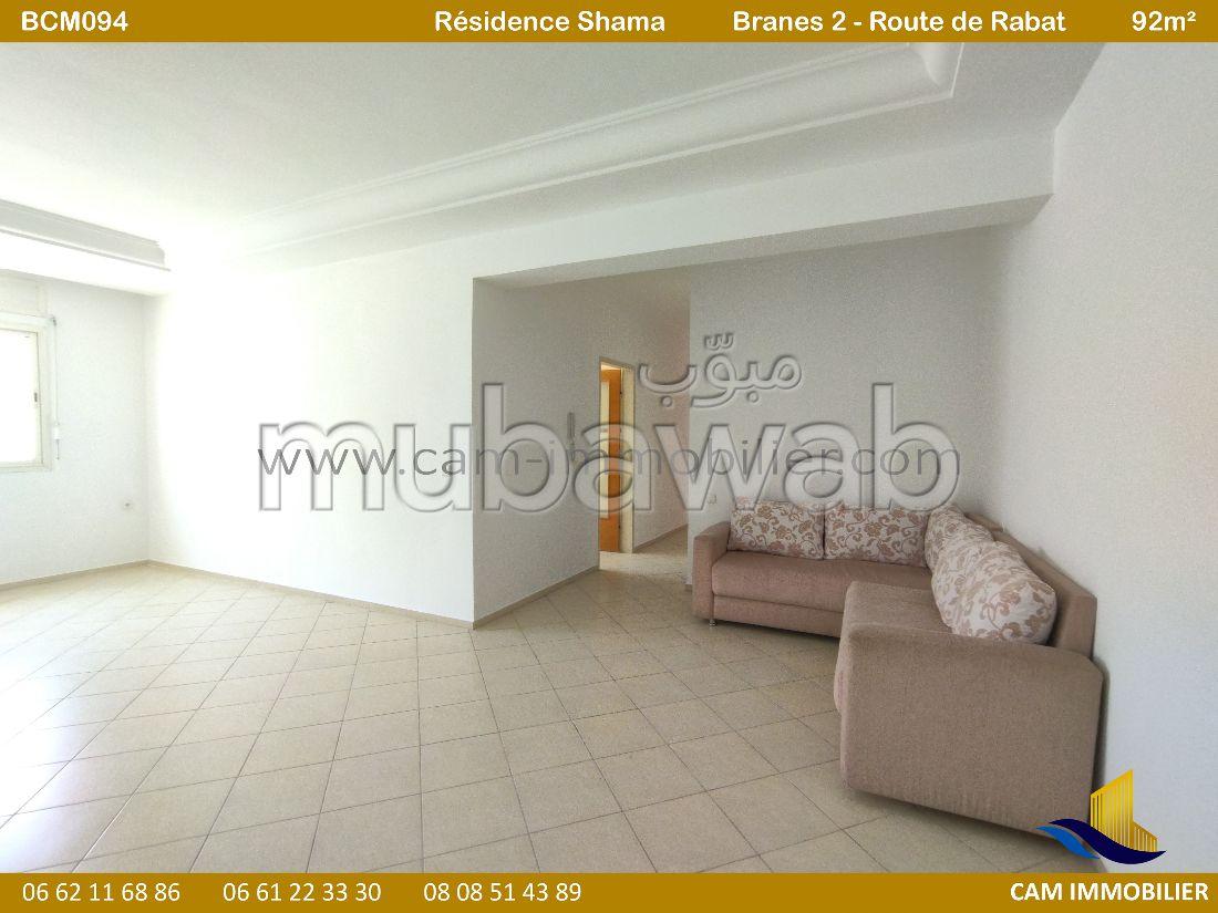 Piso en venta en Branes 2. 3 Habitación pequeña. Espacios verdes y ascensor.