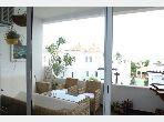 Magnífico piso en alquiler. Dimensión 120 m². está amueblado con buen gusto.